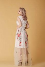 Вечернее платье М015