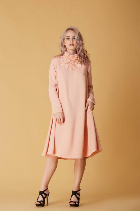Вечернее платье 1727 - фото 1