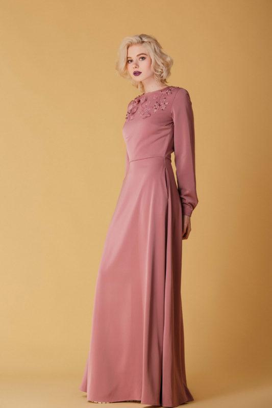 Вечернее платье 0804 - фото 2