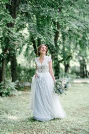 Свадебное платье Княжна — фото 6