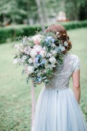 Свадебное платье Княжна — фото 4