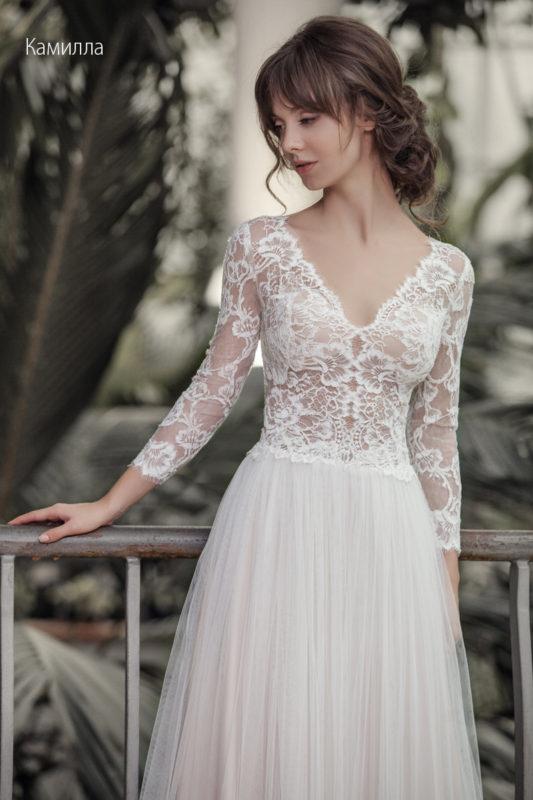 Свадебное платье камилла 06