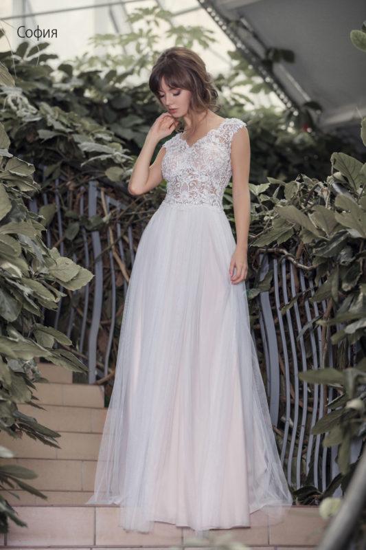 Свадебное платье софия 21