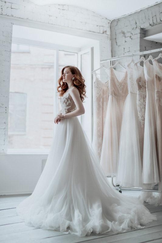 Свадебное платье BV7B7123