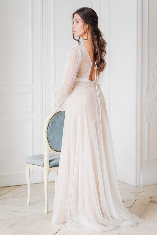 Свадебное платье DSC05517