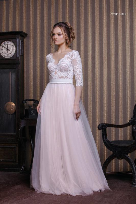 Свадебное платье Элисон 4638-Edit