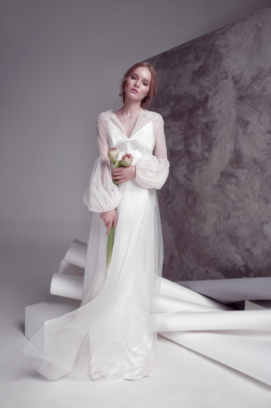 Свадебное платье 004A2438-T-2SM-PRV фото 1