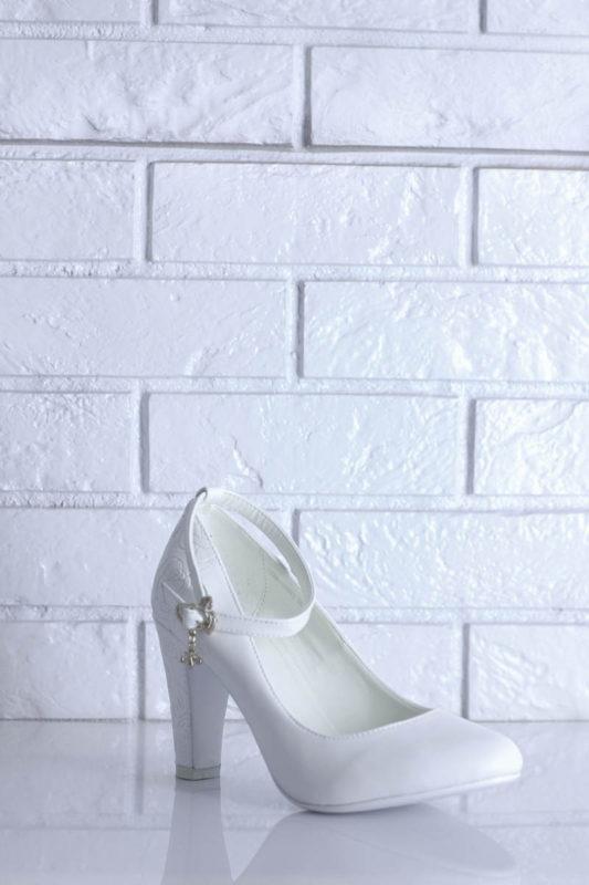 Свадебные туфли F578-Q2083 - фото 5