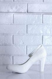 Свадебные туфли F578-Q2083 — фото 1