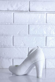 Свадебные туфли F578-Q2083 — фото 4