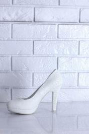 Свадебные туфли F245-G338 — фото 1