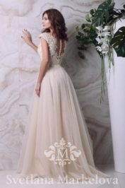 Свадебное платье: Жаде — фото 1