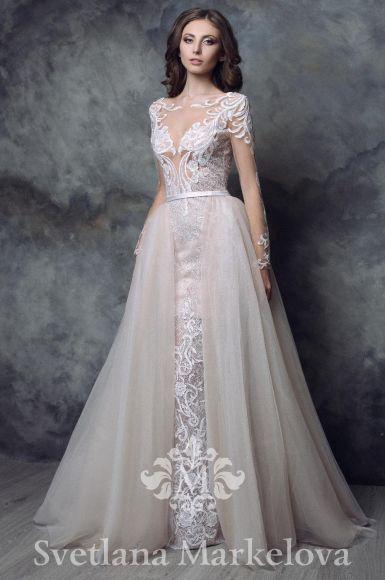 Свадебное платье: Лаудер