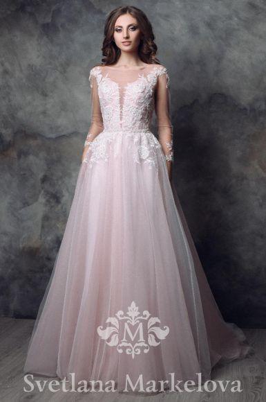 Свадебное платье: Зефир