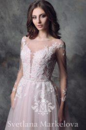 Свадебное платье: Зефир — фото 1