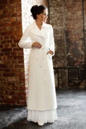 Свадебное пальто: Л004 — фото 5
