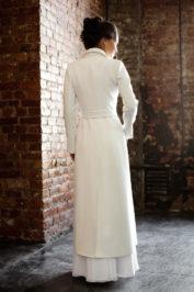 Свадебное пальто: Л004 — фото 4