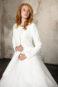 Свадебное пальто: Л003-15 - фото 4