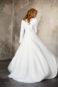 Свадебное пальто: Л003-15 - фото 2