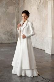 Свадебное пальто: Л001 — фото 5