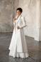 Свадебное пальто: Л001 - фото 5