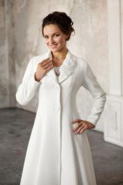 Свадебное пальто: Л001