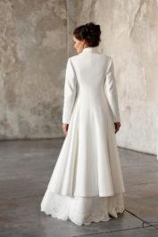 Свадебное пальто: Л001 — фото 4