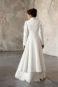 Свадебное пальто: Л001 - фото 4