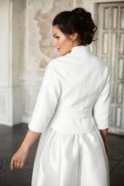 Свадебное пальто: К471