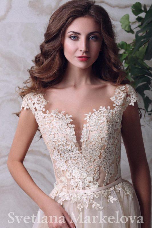 Свадебное платье: Жаде - фото 3