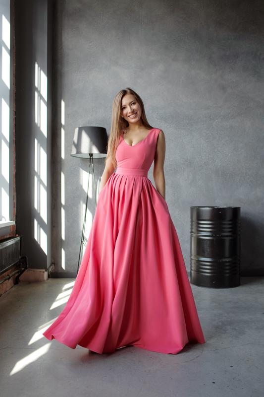 Вечернее платье: ТП12-16 - фото 1