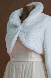 Свадебная шубка: Королева-кролик — фото 2