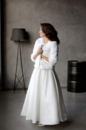 Свадебная шубка: Нутрия — фото 3