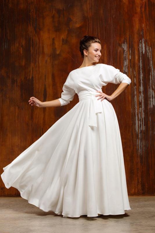 Свадебное платье: ТП2-16С - фото 2