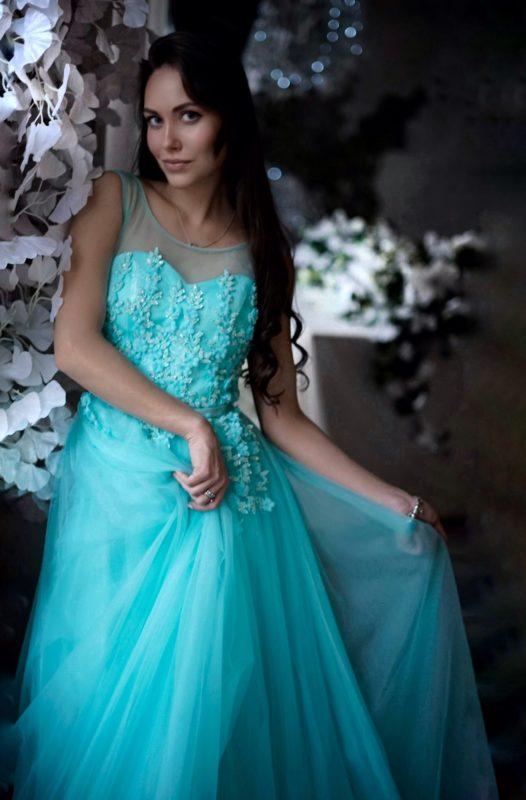 Вечернее платье: 871 - фото 1
