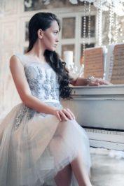 Вечернее платье: 871-1 — фото 2