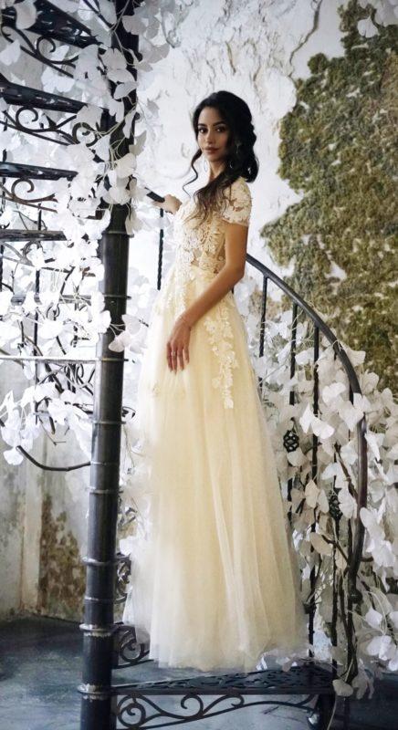 Вечернее платье: 1820-10 - фото 1