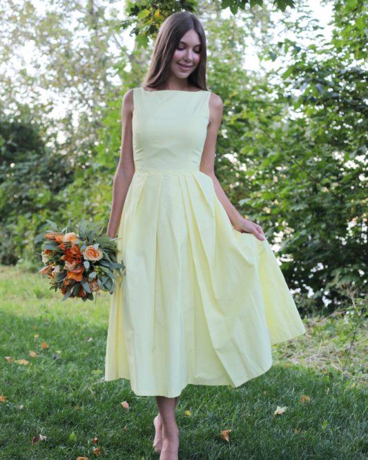 Вечернее платье: ТП5-16Т - фото 1