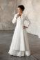 Свадебное пальто: Л-001