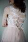Свадебное платье с кружевом Миланна 2