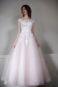 Свадебное платье: Пудра