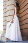 Свадебное платье с открытой спиной ТП 13-16-10С