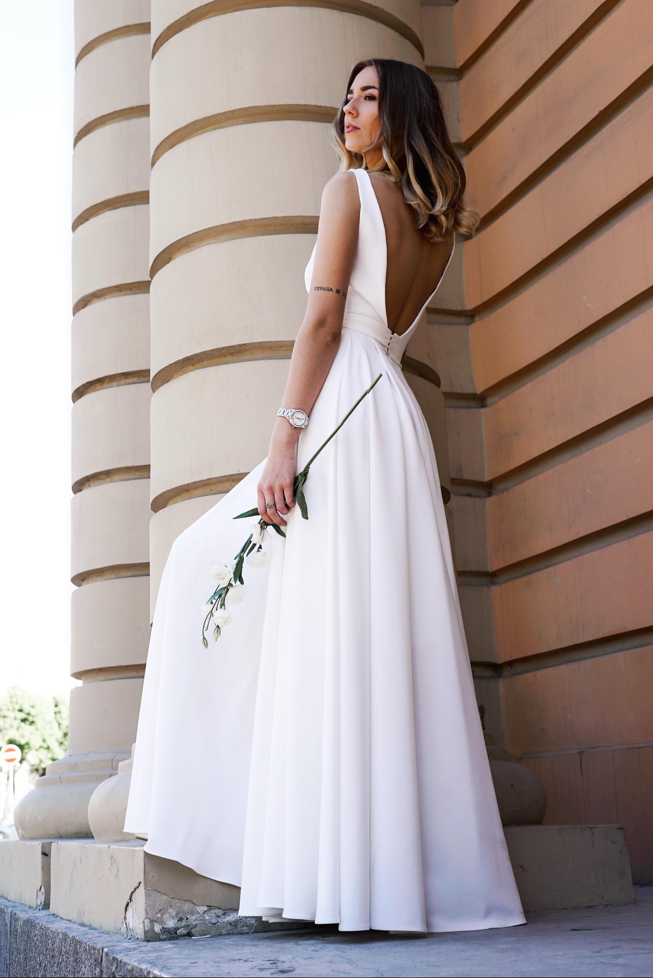 e4712493eaa Свадебное платье  ТП13-16-10С - купить в свадебном салоне -